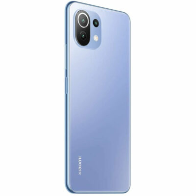 Téléphones neufs Xiaomi Mi 11 Lite Bubblegum Blue 4 en Martinique, en Guadeloupe, en Guyane et à la Réunion