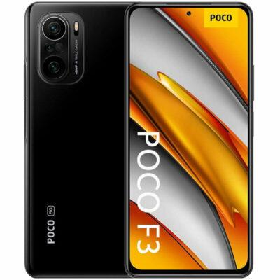 Téléphones neufs Xiaomi Poco F3 5G Noir 1 en Martinique, en Guadeloupe, en Guyane et à la Réunion