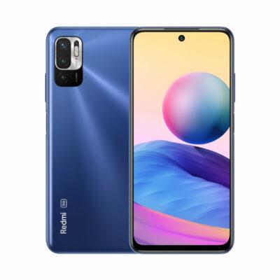Téléphones neufs Xiaomi Redmi Note 10 5G Bleu 1 en Martinique, en Guadeloupe, en Guyane et à la Réunion