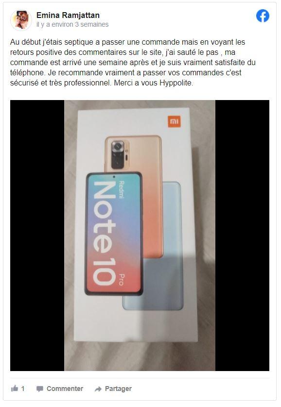 Téléphones neufs 8 en Martinique, en Guadeloupe, en Guyane et à la Réunion