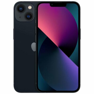 Téléphones neufs Apple iPhone 13 5G Minuit 1 en Martinique, en Guadeloupe, en Guyane et à la Réunion