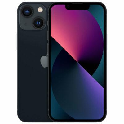 Téléphones neufs Apple iPhone 13 mini 5G Minuit 1 en Martinique, en Guadeloupe, en Guyane et à la Réunion