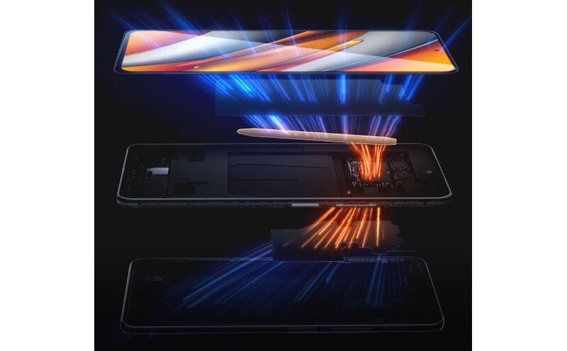 Téléphones neufs Description Xiaomi Poco F3 5G 2 en Martinique, en Guadeloupe, en Guyane et à la Réunion