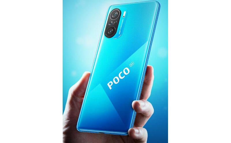 Téléphones neufs Description Xiaomi Poco F3 5G 4 en Martinique, en Guadeloupe, en Guyane et à la Réunion
