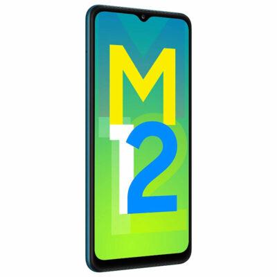 Téléphones neufs Smartphone Samsung Galaxy M12 Bleu 3 en Martinique, en Guadeloupe, en Guyane et à la Réunion