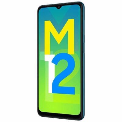 Téléphones neufs Smartphone Samsung Galaxy M12 Bleu 4 en Martinique, en Guadeloupe, en Guyane et à la Réunion