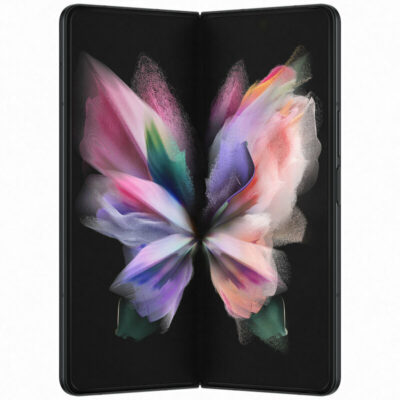 Téléphones neufs Smartphone Samsung Galaxy Z Fold3 5G Noir 1 en Martinique, en Guadeloupe, en Guyane et à la Réunion