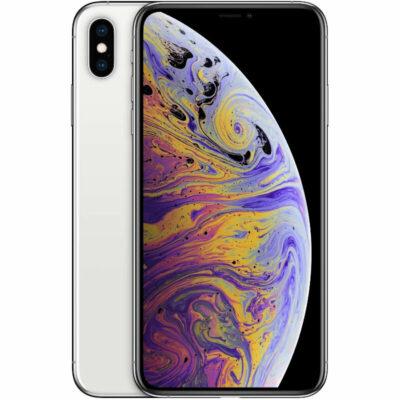 Téléphones neufs APPLE Iphone XS Max Argent 3 en Martinique, en Guadeloupe, en Guyane et à la Réunion