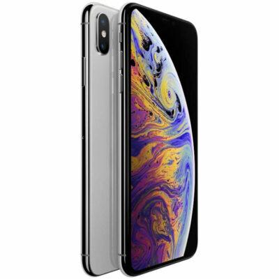 Téléphones neufs APPLE Iphone XS Max Argent 5 en Martinique, en Guadeloupe, en Guyane et à la Réunion